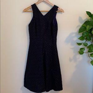 Cynthia Steffe navy formal dress. Size0.